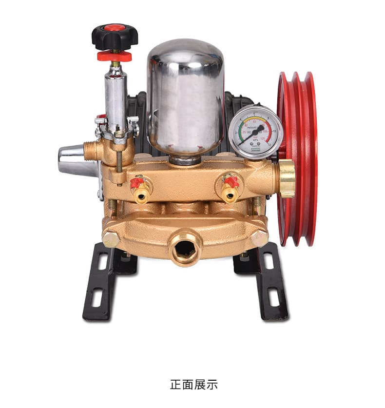 FST-30H  HTP pump  cast iron pump0durable quatlity  30-45L/min sprayer