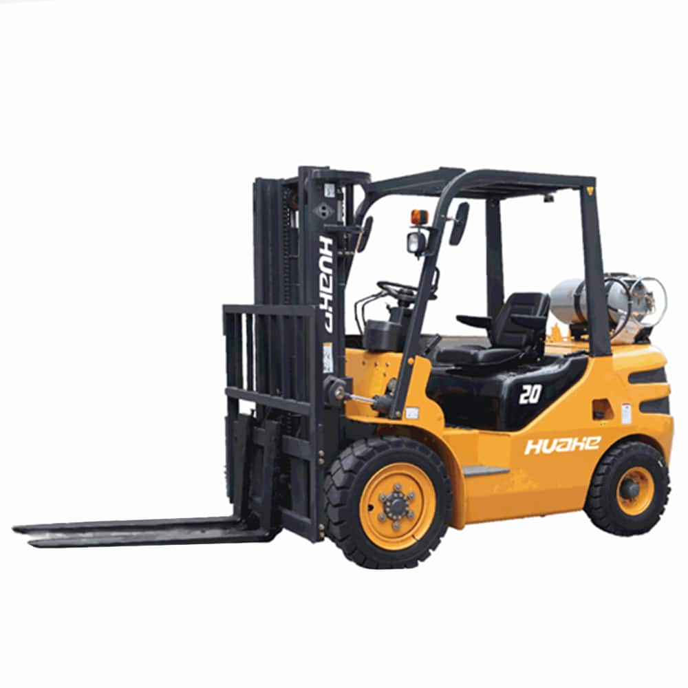 HUAHE Manufacture 2 ton Gas/LPG Forklift