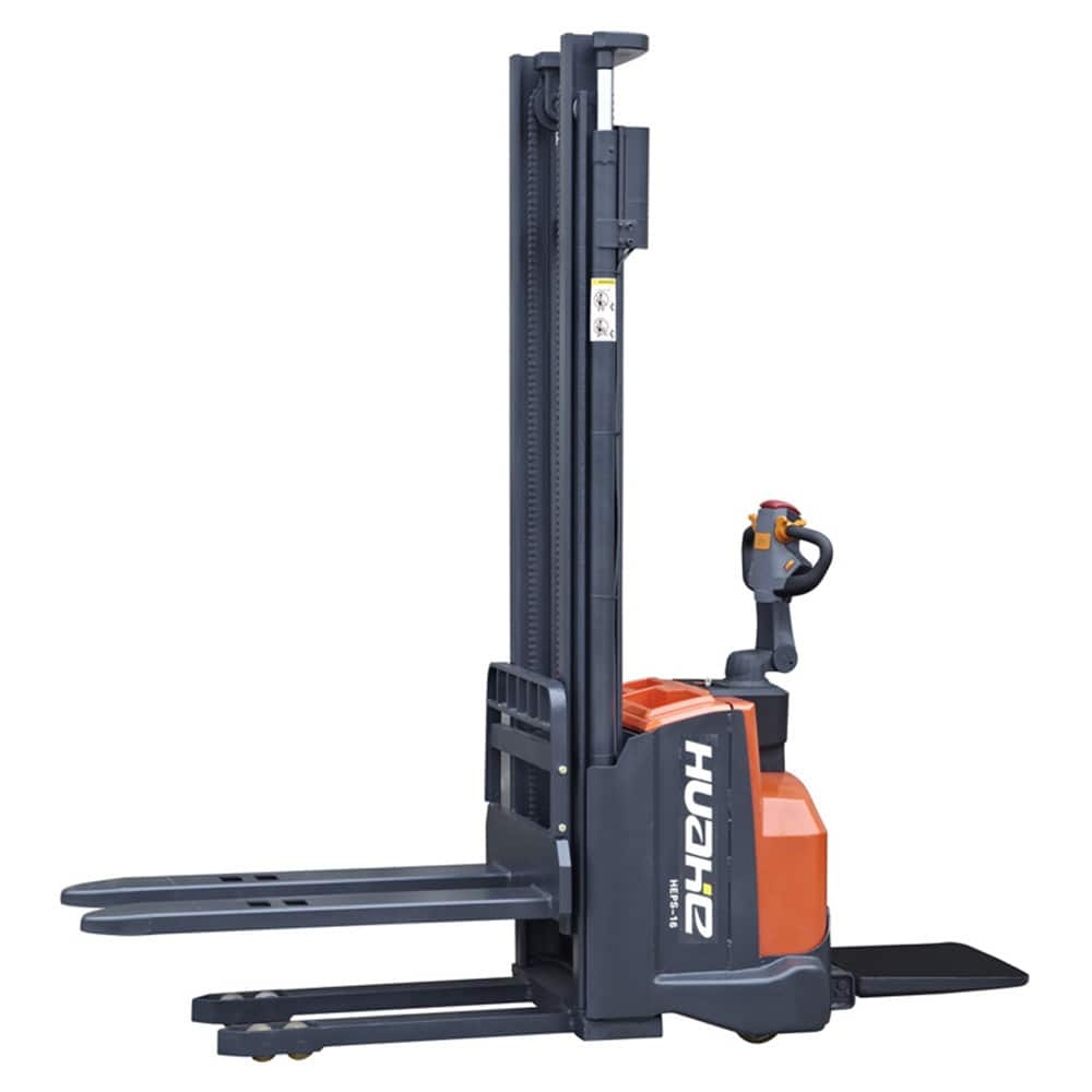 HUAHE Manufacture 1.6 ton Electric Pallet Stacker