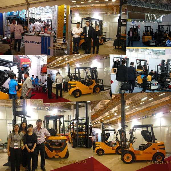 HUAHE Manufacture 2 5 ton Diesel Forklift