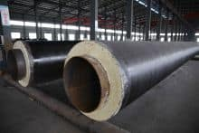 anticorrosion and insulation steel pipe