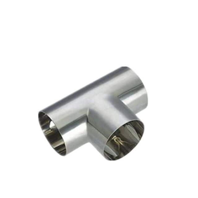 SS304 316L Stainless Steel Equal Reducer Tee