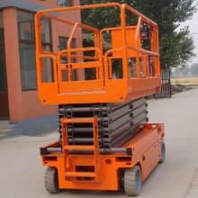 Scissor Lift Guangzhou Bai Wang Lifting Machinery Mobile lifting platform