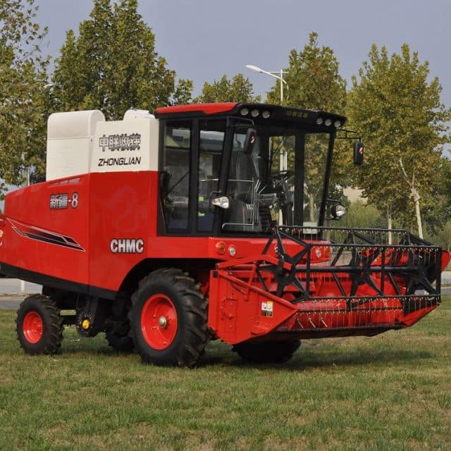 Self-propelled Grain Combine Harvester(4LZ-8B1)