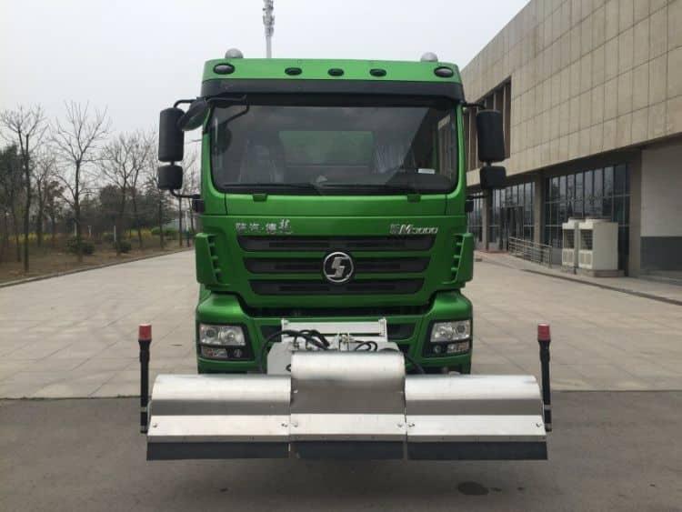 徐工集团-XZJ5250GQXS5-12吨高压清洗车