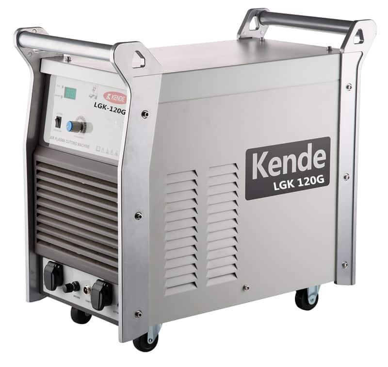 KENDE metal cutting welder air plasma cutter cut welding machine LGK-120G