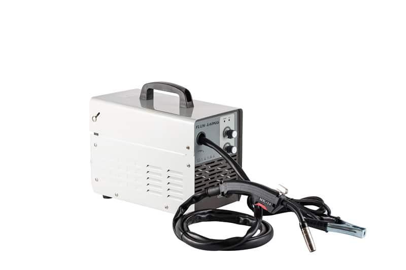 KENDE portable Dual Voltage igbt inverter no gas welding machine FLUX-140NG