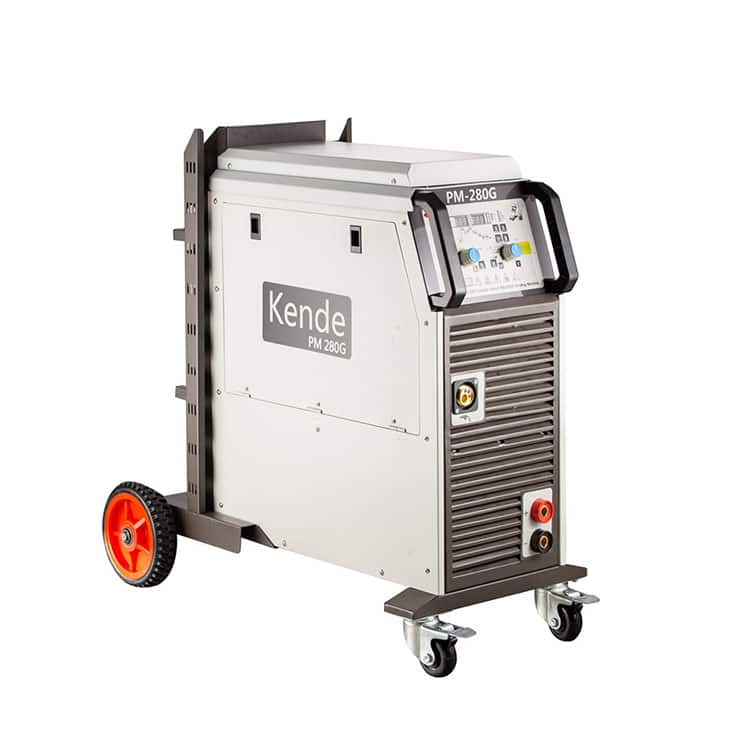 KENDE Professinal Aluminium  ac dc Inverter MIG/MAG Welding Machine PM-280G