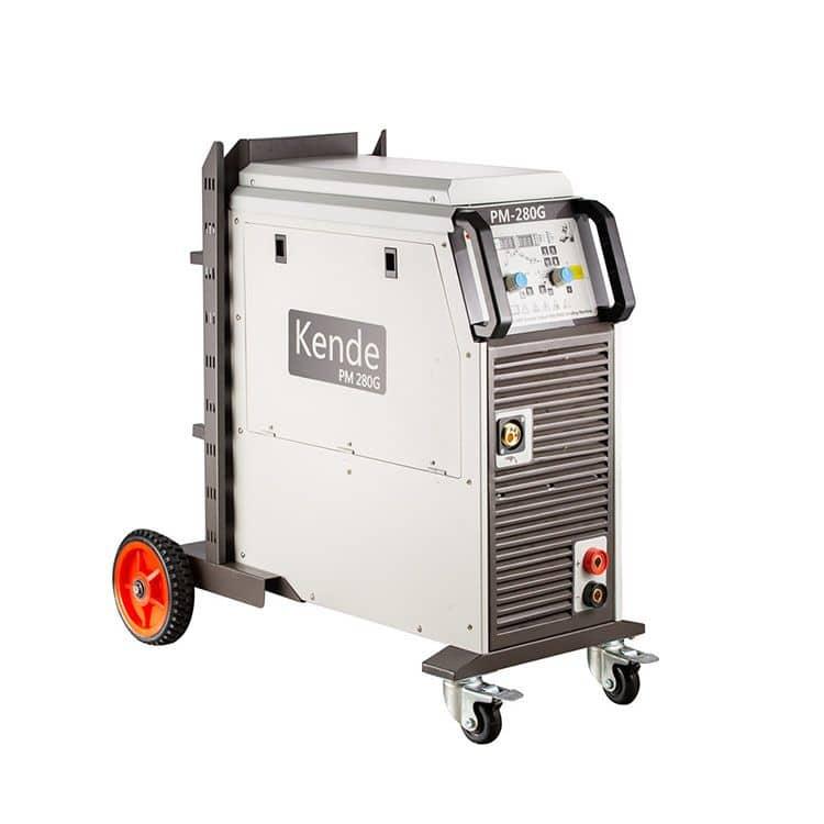 KENDE Professinal Aluminium  ac dc Inverter MIG/MAG Welding Machine PM-280G