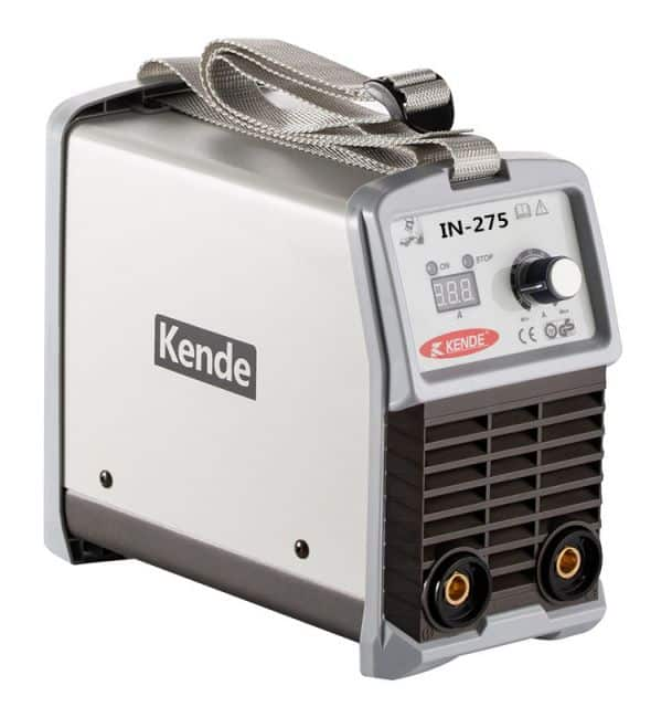 KENDE new digital welder IGBT Inverter mma portable stick welding machine IN-275
