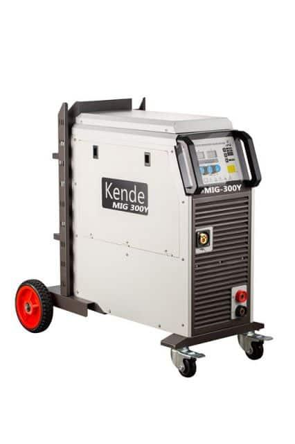 KENDE Double Pulse MMA TIG MIG MAG IGBT inverter Welding Machine MIG-300Y