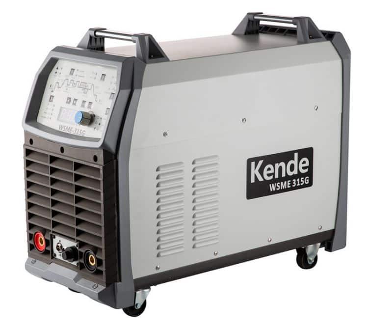 KENDE WSME-315G Mosfet Inverter Multi-function AC/DC TIG/MMA welding machine