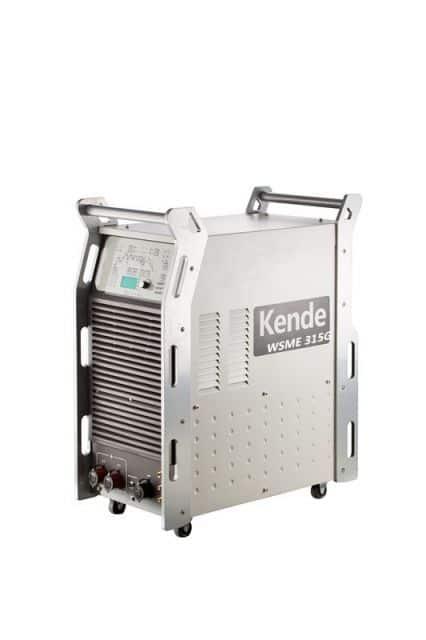 KENDE Great quality MIG/MMA/TIG IGBT Inverter Welding Machine WSME-315G Welder