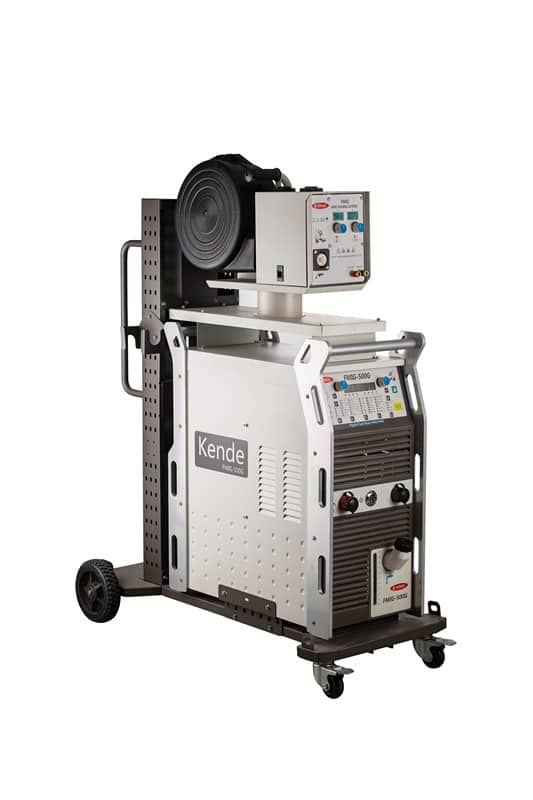 KENDE Double Pulse IGBT Inverter MIG/MAG Welding Machines FMIG-500G-1 Tig Welder