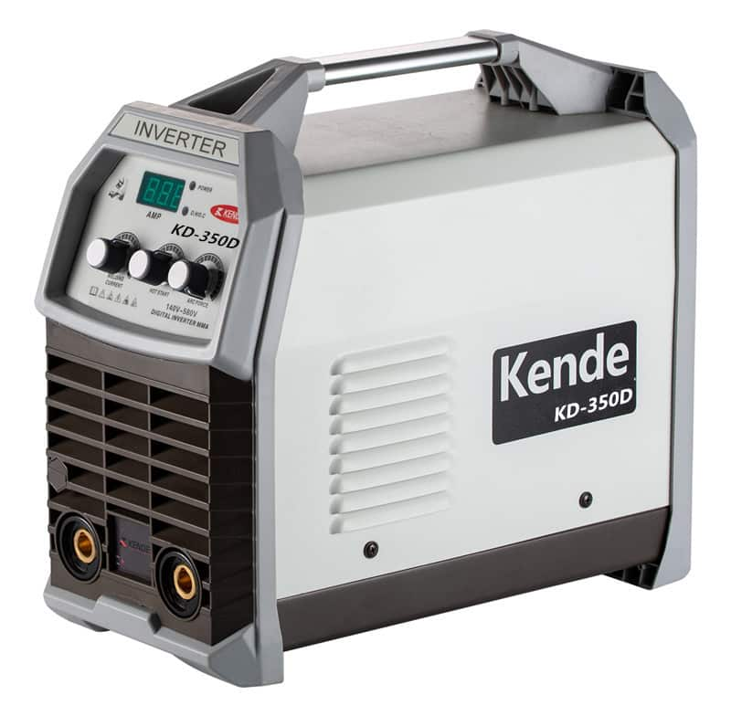 KENDE Reliable IGBT DC Pulse KD-350D TIG stick MMA welder Welding Machine
