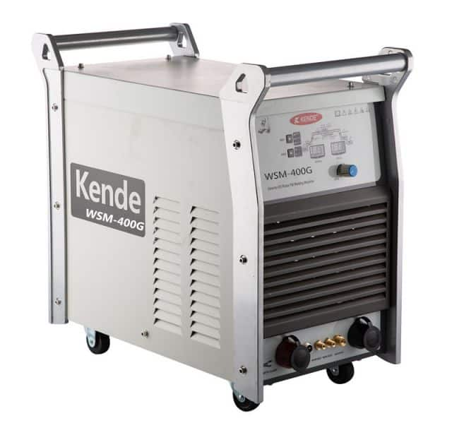 KENDE WSM-400G aluminiu TIG welding machine Industry Inverter Ac Dc welder