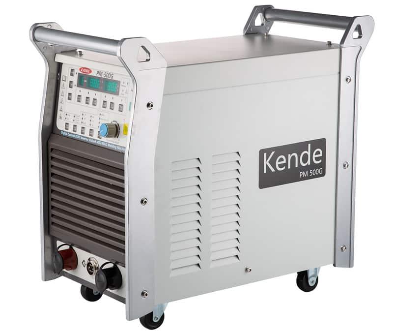 KENDE Tig Mma Mig Mag Arc Welding Machine Portable Electric Welder PM-500G ac dc