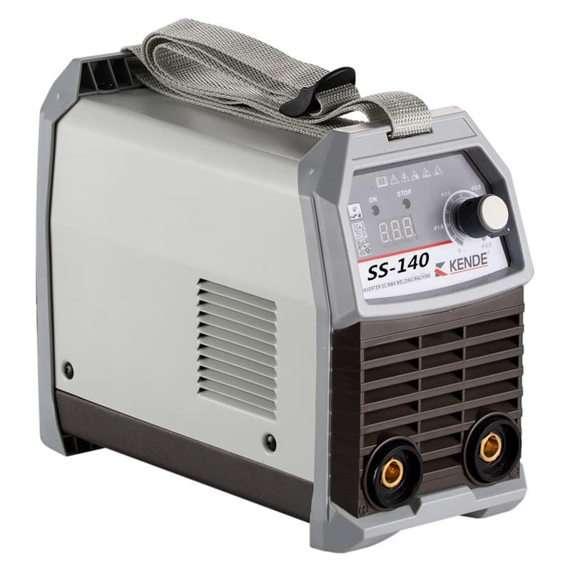 KENDE SS-140 Welder TIG AC DC PULSE HF Inverter MMA ARC Stick Welding Machine
