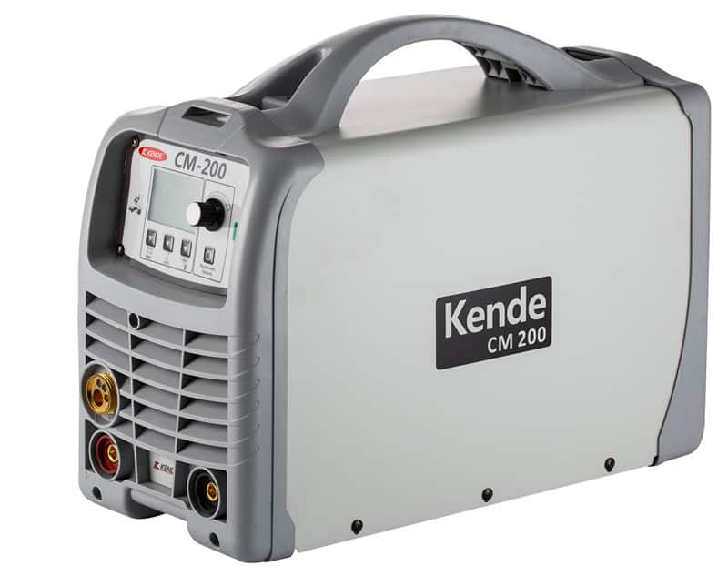 KENDE new model CM-200 IGBT inverter mig/mag welding machine mma welder