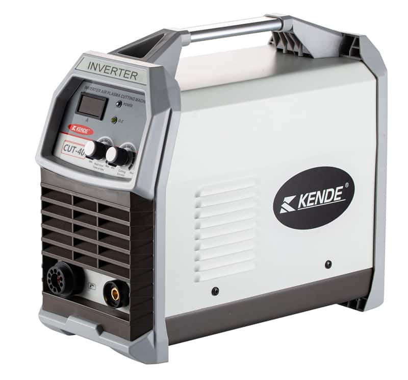 KENDE portable IGBT Single phase DC air plasma cutter cutting machine CUT-40