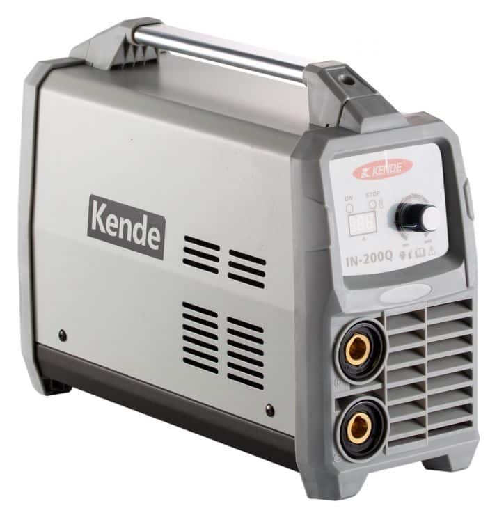 KENDE portable argon arc welder stick welding machine tig ac dc IGBT IN-200Q