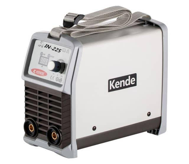 KENDE best price IN-225 Pulse AC tig stick welding machine Inverter Arc welder