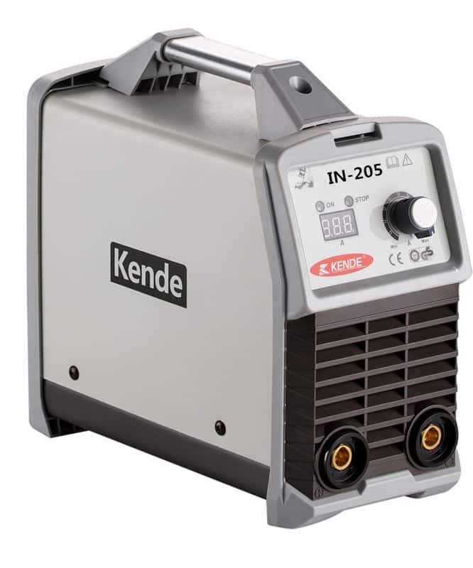 KENDE top brand industrial inverter Plasma Stick welder welding machine IN-205