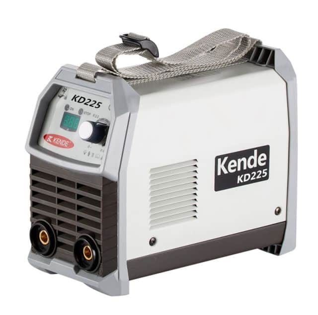 KENDE professional inverter Tig/MMA 220/230V stick welding machine welder KD225