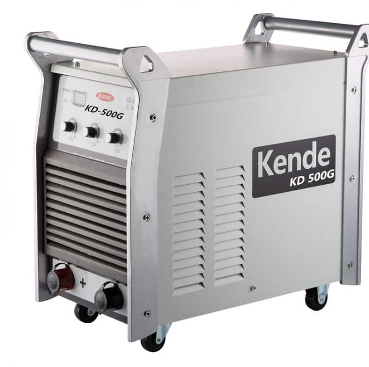 KENDE mini arc IGBT Inverter MMA stick welding machine KD-500G aluminum welder