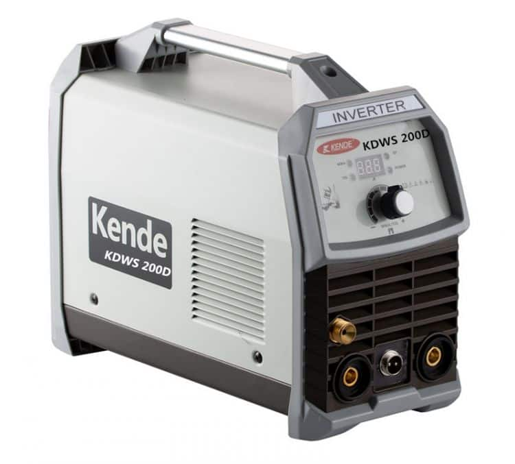KENDE power efficient IGBT AC DC pulse MMA/TIG welding machine KDWS-200D Pulse