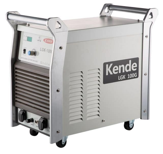 KENDE Inverter portable cutting welding machine air plasma cutter LGK-100G