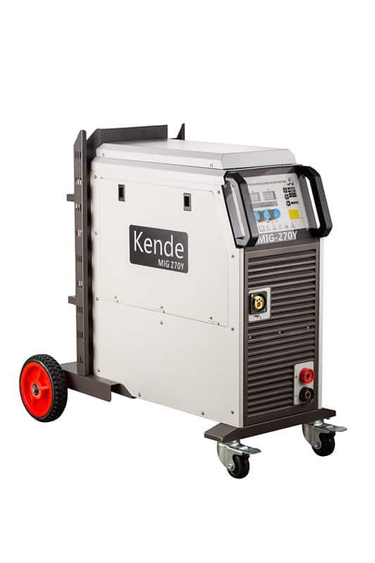 KENDE Single Phase Aluminum Mig Mag Welding Machine Machinery welder MIG-270Y