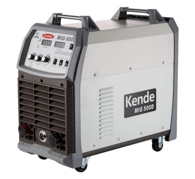 KENDE MIG-500D arc automatic dual voltagTIG/MIG/MMA Welding Machines sales