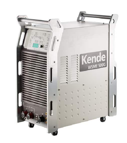 KENDE AC/DC Multi-function Inverter Aluminum TIG/MMA Welding Machine WSME-500G