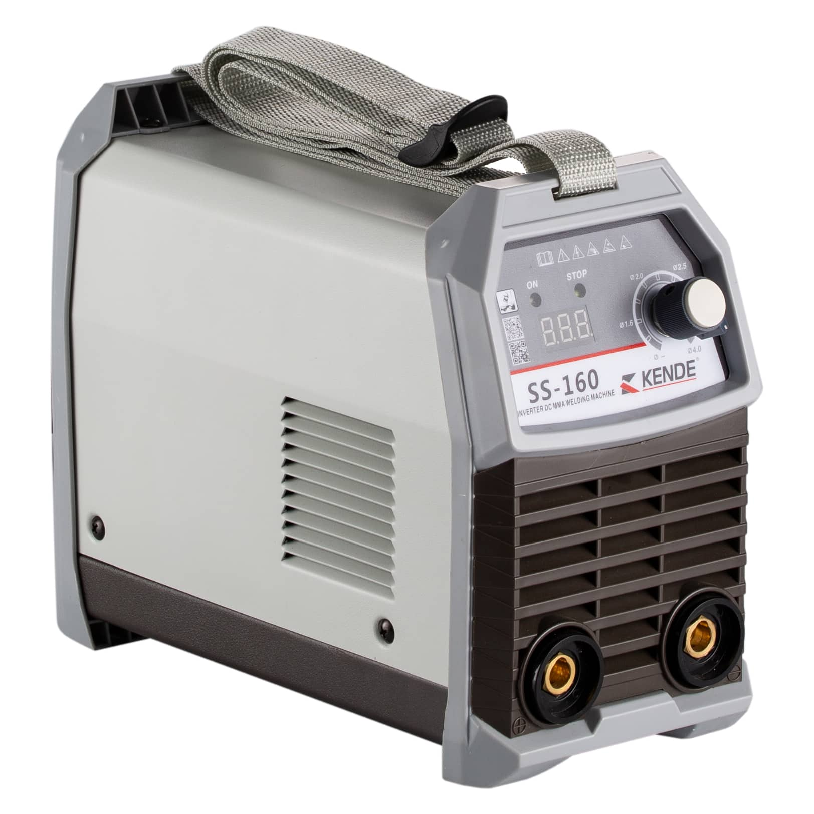 KENDE SS-160 mini arc DC inverter stick electronic welder IGBT welding machine