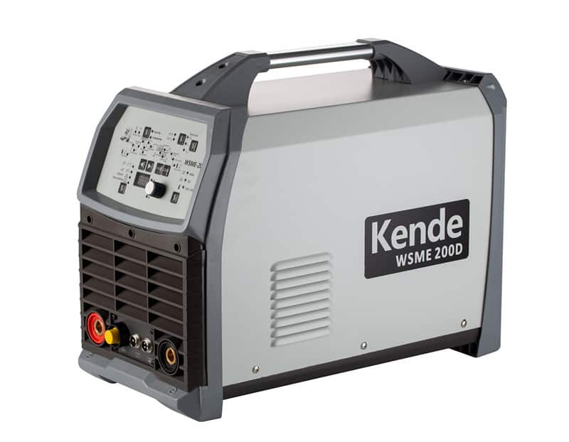 KENDE Argon Arc High Frequency Welder Inverter TIG/MMA Welding Machine WSME-200D