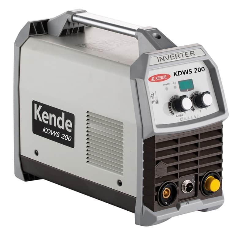 KENDE new IGBT Inverter multi-function AC/DC TIG welding machine KDWS-200 welder