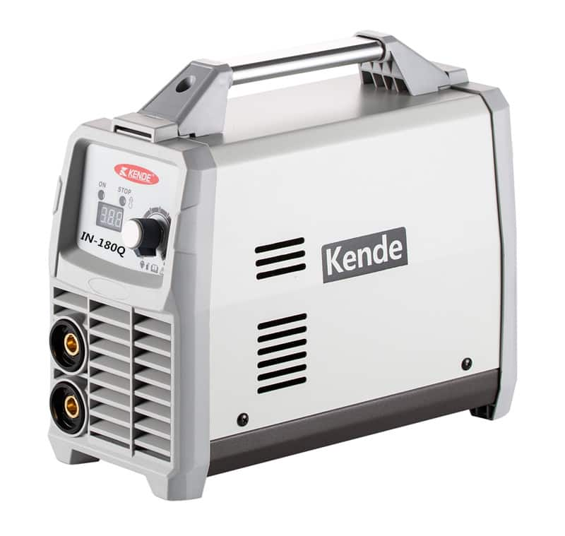 KENDE ac dc tig plasma small stick welding machine for carbon stee use IN-180Q
