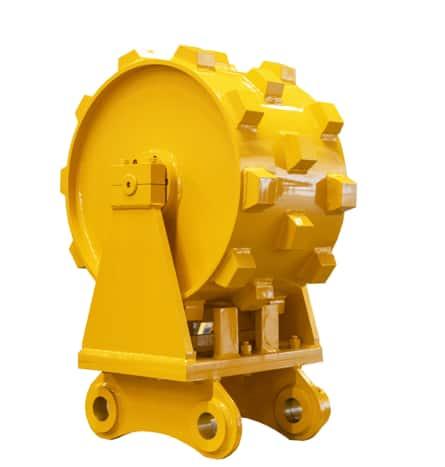 Jining Tianhong Co., Ltd  Compactor Wheel   Standard Bucket  Compaction wheel of excavator