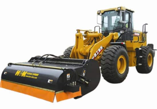 HCN Skid steer Loader Attachments Wheel Loader Excavator Truck Fork Lift Telescopic Handler
