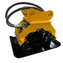 Jining Tianhong Co., Ltd  Rake  Standard Bucket  Excavator plate vibration rammer