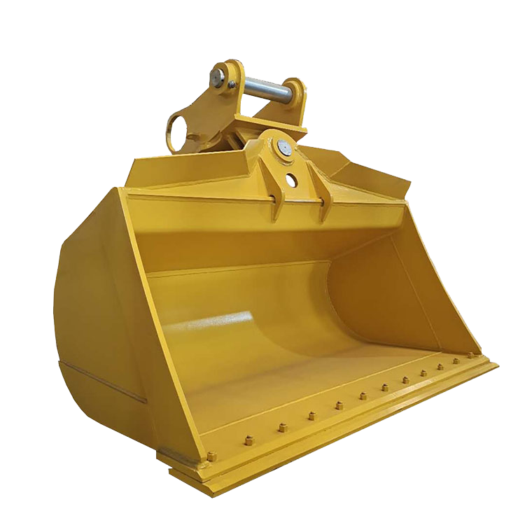 Jining Tianhong Co., Ltd   Standard Bucket   Hydraulic tilting bucket of 30-ton excavator
