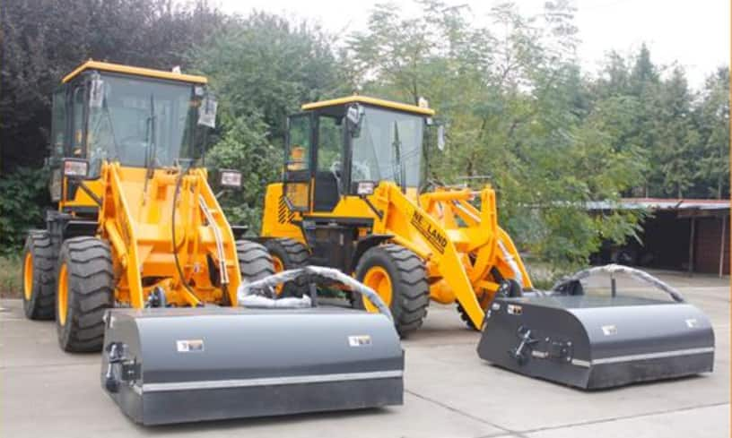 HCN Skid steer Loader Attachments Wheel Loader Excavator Truck Fork Lift Telescopic Handler