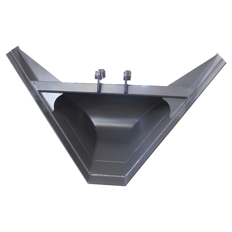 Jining Tianhong Co., Ltd   Standard Bucket  V-shaped bucket, trapezoidal bucket