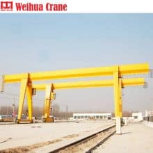 WEIHUA A Model MH Single Girder Gantry Crane with Electric Hoist