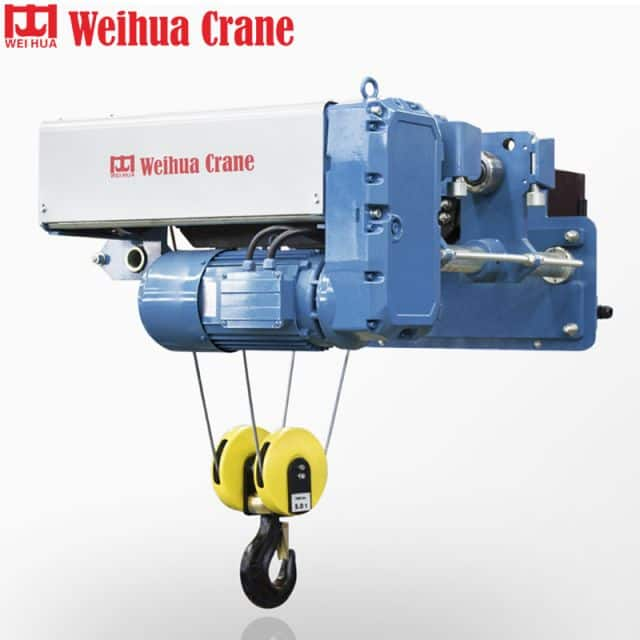 WEIHUA ND Wire-Rope Electric Hoist