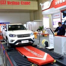 WEIHUA Automated Parking System with Vertical Lift