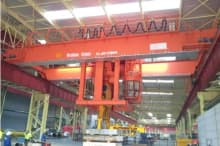 WEIHUA Overhead Crane with Clamps