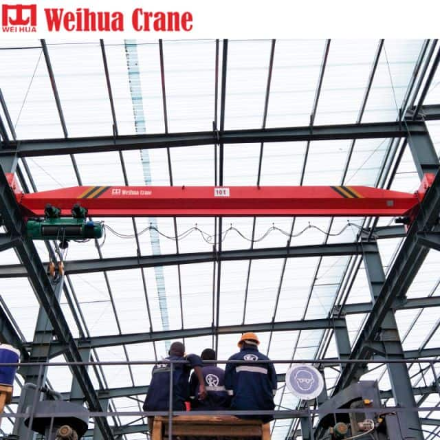 WEIHUA LB Explosion-proof Single Girder Overhead Crane