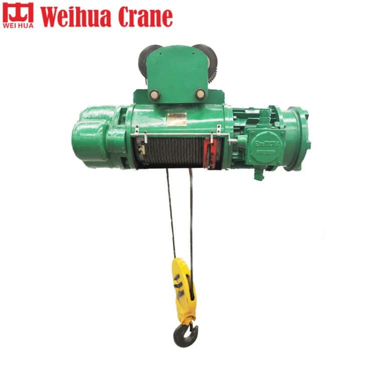 WEIHUA HB Explosion-Proof Electric Hoist